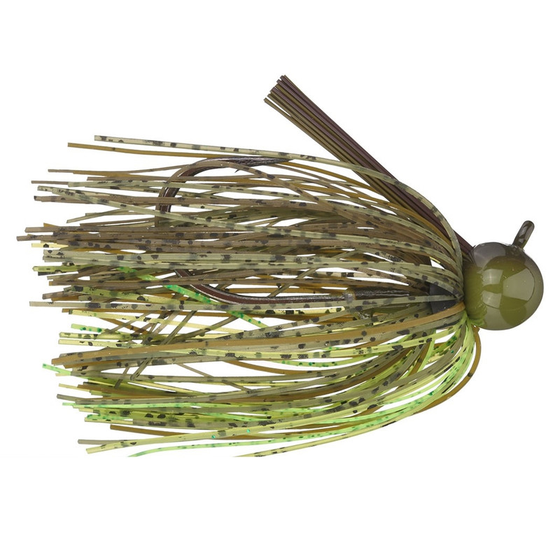 Dirty Jigs Tour Level Skirted Football Jig
