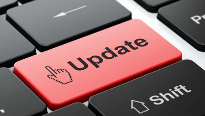 Website Build Update