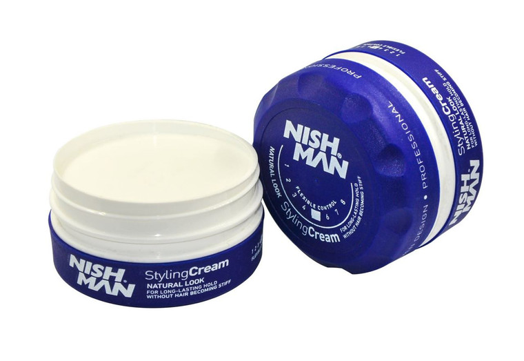 NISHMAN Hair Styling Cream 150ml