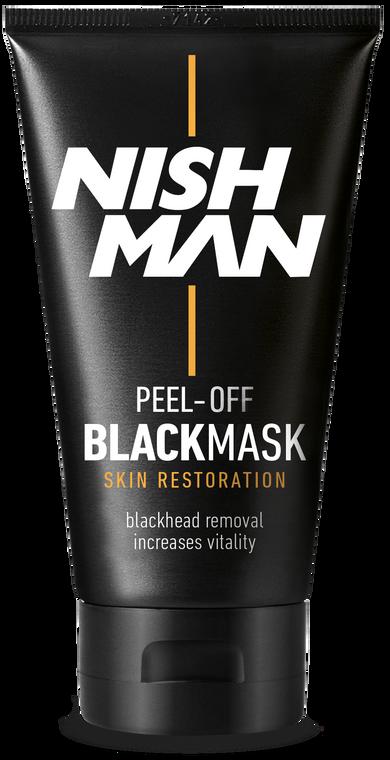 Nishman Acne Purifying Black Peel Off Mask  150 ML