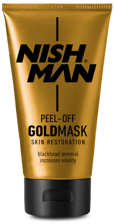 Nishman Acne Purifying Gold Peel Off Mask  150 ML