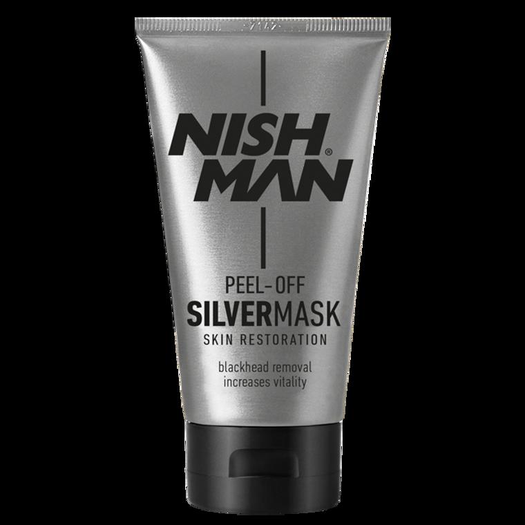 Nishman Collagen Peel-off Silver Mask 150ml