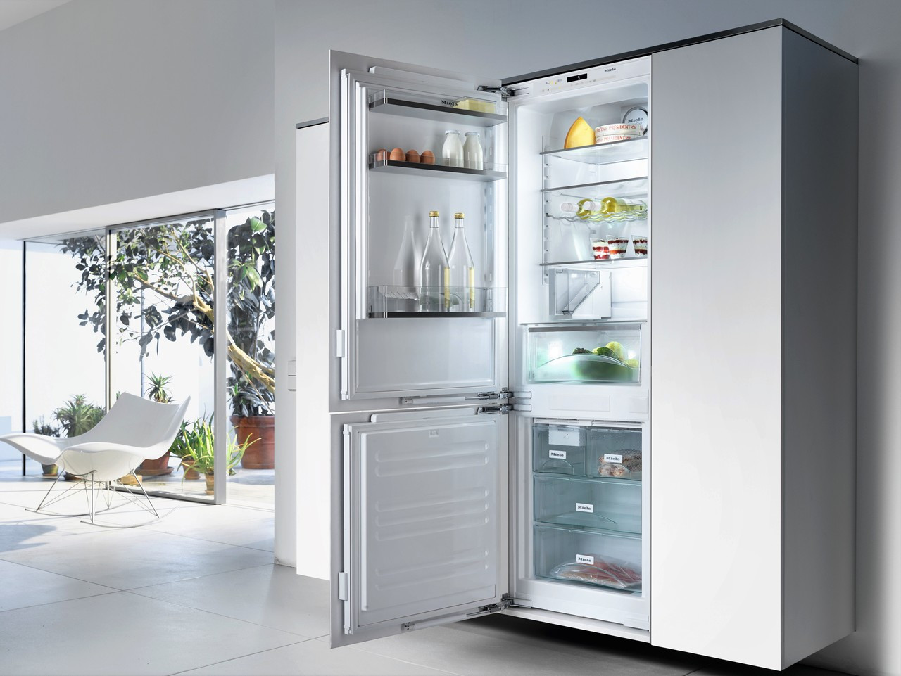 Miele Kfns 37452 Ide Integrated Fridge Freezer Rawsons