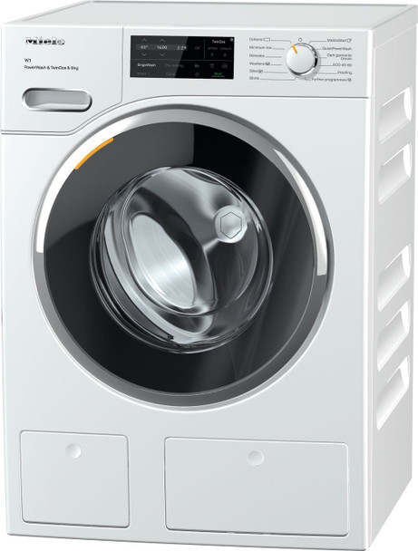 Rawsons Appliances Bathrooms - Miele WWG 660 Front Load Washing Machine