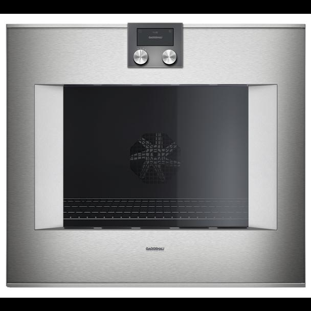 Rawsons Appliances Bathrooms - Gaggenau BO481112 Single Oven - front view