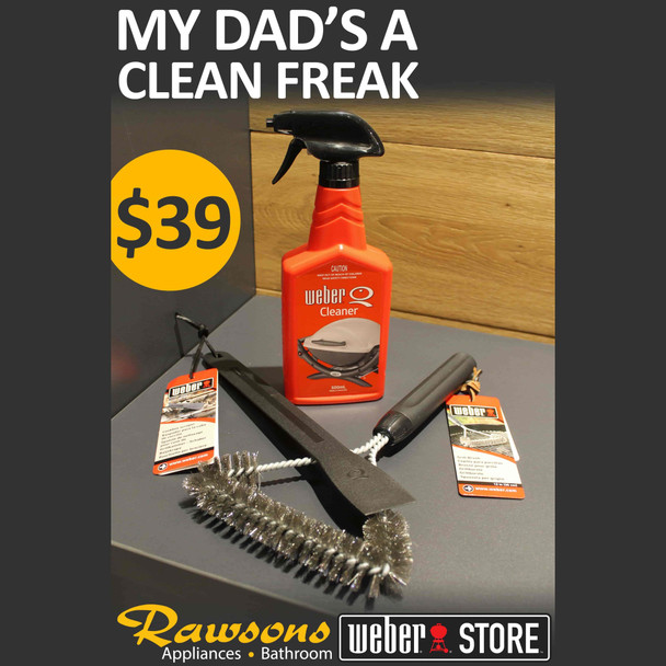 Rawsons Appliances Bathrooms - My Dad's A Clean Freak Pack