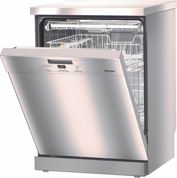 Rawsons Appliances Bathrooms - Miele G 4310 Freestanding Dishwasher CLST