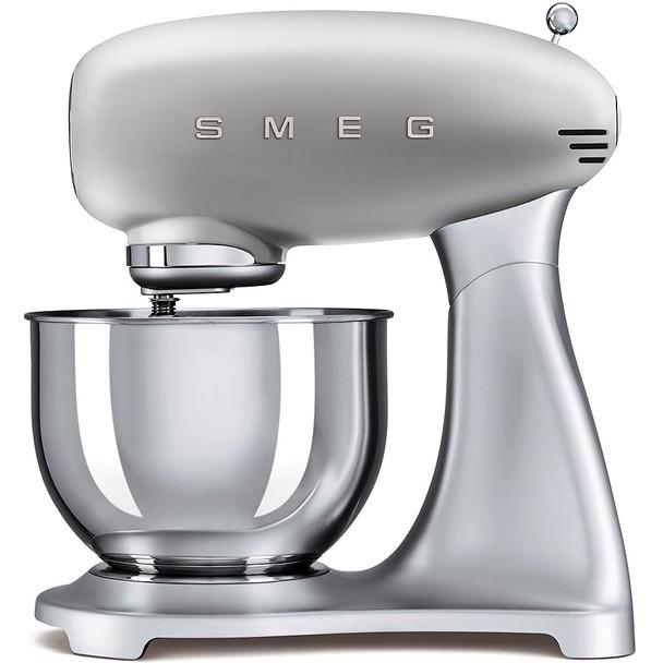 Smeg SMF02SVAU Silver Stand Mixer