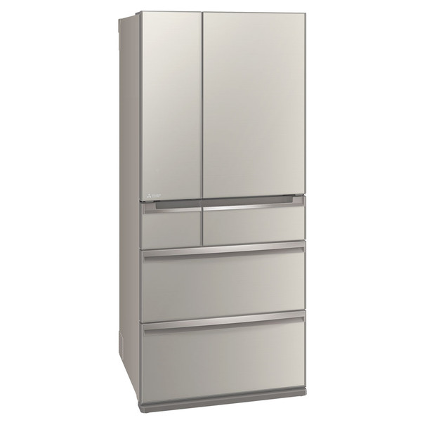 Mitsubishi MR WX743C S A2 Multi Door Refrigerator