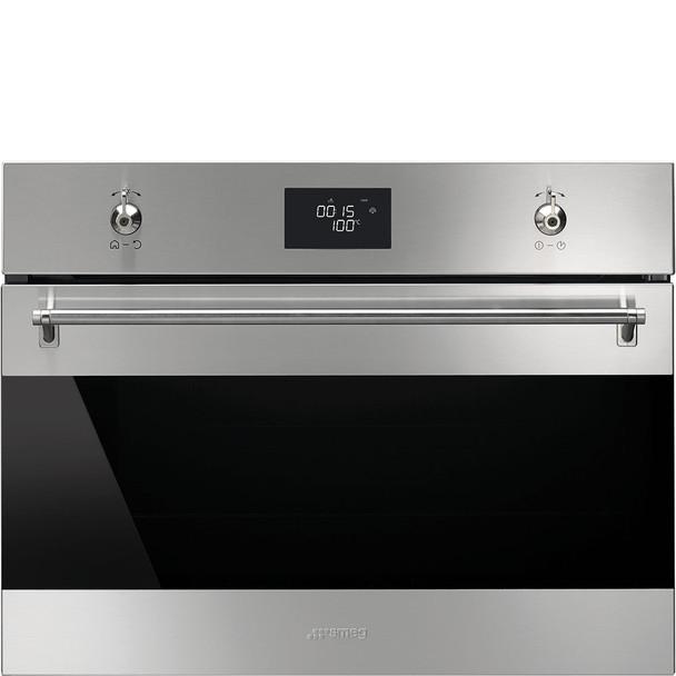 Smeg SFA4390VX1 Classic Steam Oven