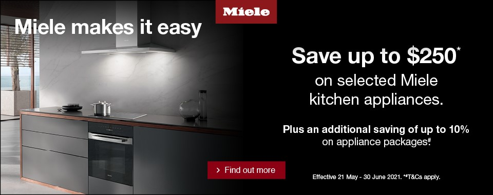 Rawsons Appliances Bathrooms - Miele Save Up To $250 On Cooking - June 2021