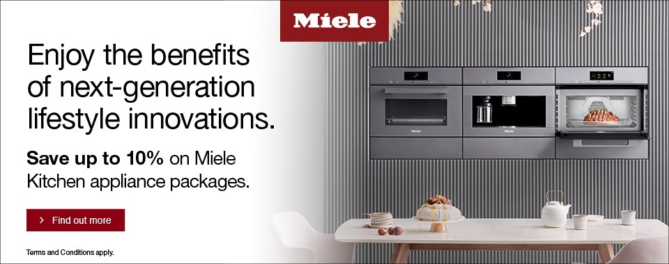 Rawsons Appliances Bathrooms - Miele Save Up To 10%