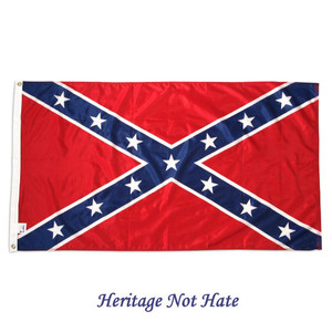 3ft x 5ft Stars and Bars Confederate Flag Flag1