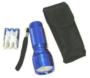 Closeout Sale 21 Led Bulb Flashlight FL30721BL