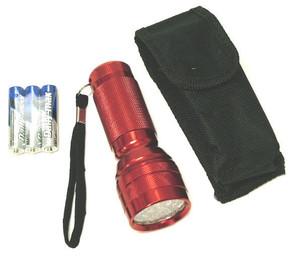 Closeout Sale 21 Led Bulb Flashlight FL30721R