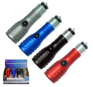 Auto Rechargeable LED Flashlight FL436DS