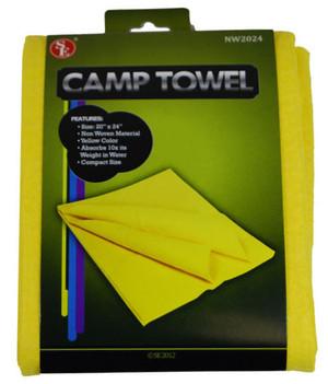 20 X 24 Camp Towel Non Woven NW2024