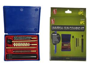 6pc Universal Gun Cleaning Kit GC007