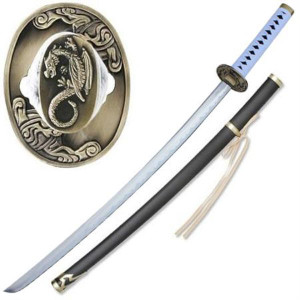 SALE Devil May Cry Vergil Yamato Japanese Katana Replica SW404