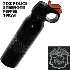 Police Strength Magnum 7oz Pepper P494