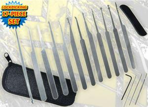 17pc Lockout Tool Kit P119