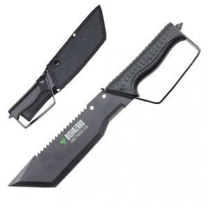 14 in ZOMBIE Killer Handguard Machete H1314