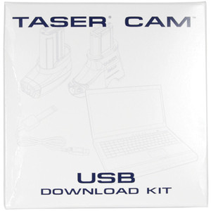 Taser Camera HD USB Download Kit 26762