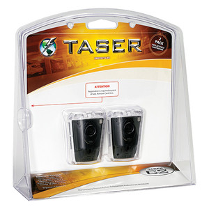 Taser Bolt, Pulse, and C2 Replacement Cartridges-Live 2 Pack. 37215