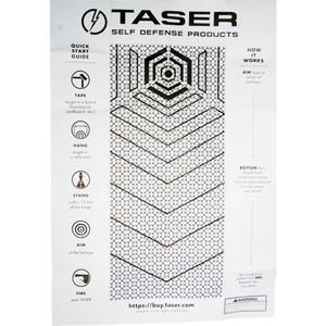 Taser Practice Target 80002