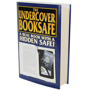 Book Diversion Safe DS-BOOK