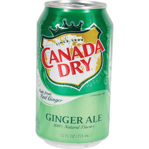 Canada Dry Ginger Ale Diversion Safe DS-GINGER