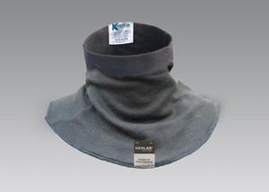 Cut Resistant Neck Wear - Black Contains DuPont(TM) Kevlar(R) Kezzled NKBLACK