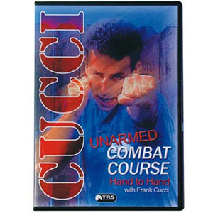 Unarmed Combat Course DVD - Frank Cucci DVD-CUCCI