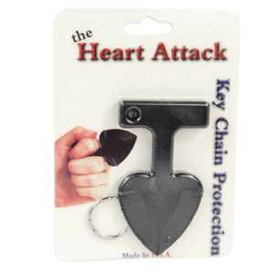 Heart Attack Key Chain HA-1