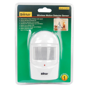 HomeSafe Wireless Home Security Motion Sensor HA-MOTION