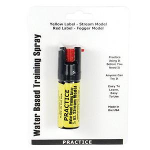 1/2oz Inert Practice Defensive Spray INERT