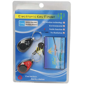 Safe Family Life Key Finder with 2 Receivers and 1 Transmitter KEY-FINDER