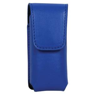 Blue Leatherette Holster for RUNT Stun Gun LH-RUNT-BLUE