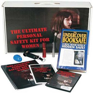 Ultimate Personal Safety Kit for Women SFL-PERSONAL