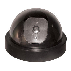 DUMMY DOME CAMERA WITH LED DM-DOML