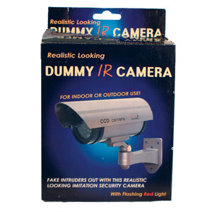 IR DUMMY CAMERA WITH LED DM-IRCAM