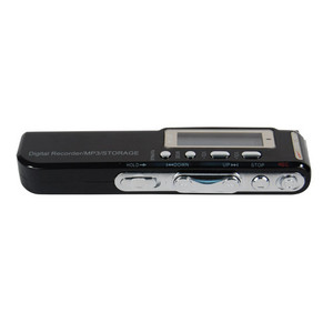 DIGITAL VOICE/TELEPHONE RECORDER WITH MP3 PLAYER FUNCTION DPR-864