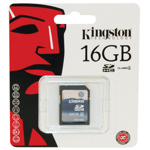 16GB SD CARD SD-CARD16GB