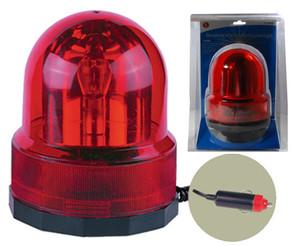 10W-12 Volt 7 Tall Magnetic Warning Light FL10RWL