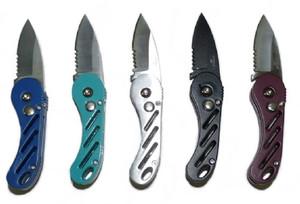 SALE Automatic Folding Knife 5 pc Set KS64021SET