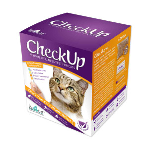 Checkup - At Home Wellness Test for Cats K4C-OTC