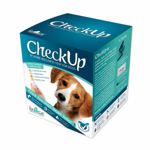Checkup - At Home Wellness Test for Dogs K4D-OTC