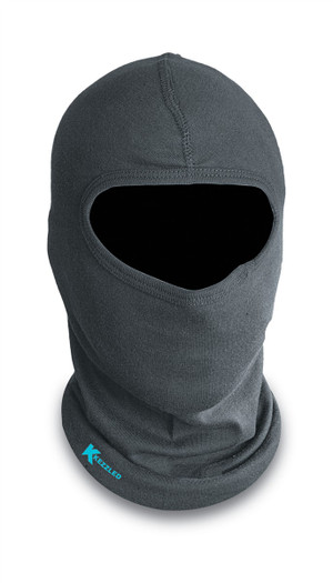 Balaclava Deluxe CoolMax Face & Neck Mask (Motor Bikers / Outdoor Sports Kezzled BCDECLMFNM