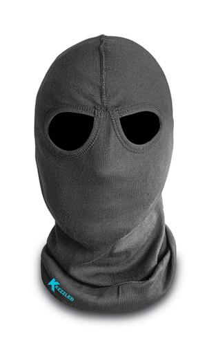 Balaclava Ninja Eye Cotton Face & Neck Mask (Motor Bikers / Outdoor Sports) Kezzled BCNECTNFNM