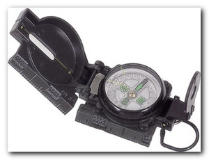 Military Style Compass CC45-2A